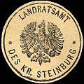 Siegelmarke Landratsamt des Kreises Steinburg W0205249.jpg