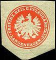 Siegelmarke Provinz. Heil und Pflegeanstalt - Langenhagen W0232403.jpg