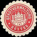 Siegelmarke Stadtverwaltung Höxter W0209386.jpg