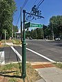 Sign at Main Street at Burroughs Drive, Amherst, New York - 20200708.jpg