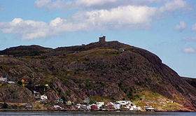 Image illustrative de l'article Signal Hill (Terre-Neuve-et-Labrador)
