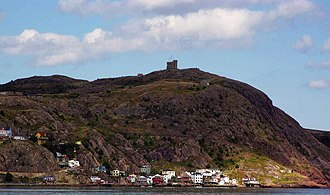 The Battery, St. John's - Picture of The Battery and Signal Hill, St. John's