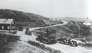 Operation Silver Fox German–Finnish military operation during World War II, to cut off and capture the key Soviet port at Murmansk through attacks from Finnish and Norwegian territory