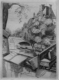 Simeon - illustration Crime de Sylvestre Bonnard frontispice.jpeg