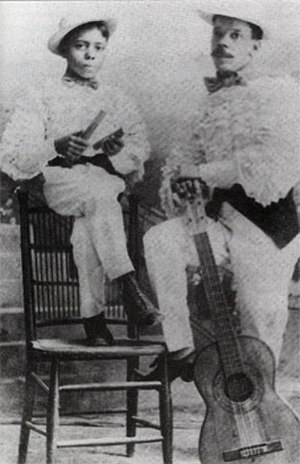 Sindo Garay - Guarionex and Sindo Garay, 1906