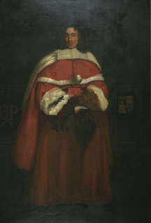 Hugh Wyndham English judge