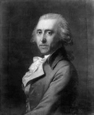 Sir James Lamb, 1st Baronet - Sir James Burges