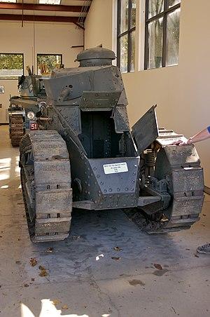 M1917 6-тонный легкий танк