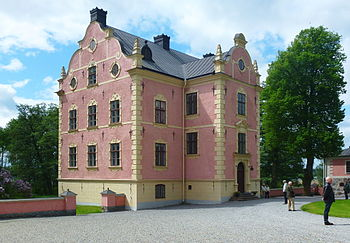 skånelaholms slott karta Skånelaholms slott – Wikipedia skånelaholms slott karta