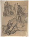 Sketch for War, painting in the Museum of Picardy at Amiens MET DP807968.jpg
