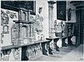 Skulpture v škof. muzeju Ljubljanskem 1907.jpg