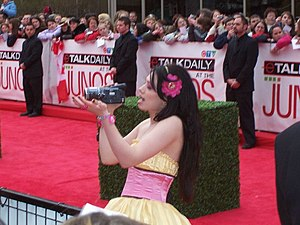 Juno Awards of 2006 - Skye Sweetnam at the 2006 Juno Awards