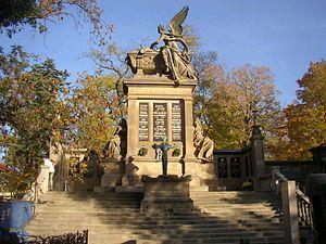 Slavín (Prague) - Slavín