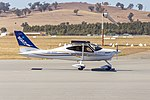 Soar Aviation (23-1600) Tecnam P2008 at Wagga Wagga Airport (1).jpg
