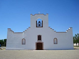 Socorro Mission Mission in Texas, USA