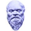 Sokrates, antik græsk filosof.