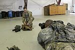 Soldier Prepares harness before boarding CH47 Chinook 160614-A-JP694-117.jpg
