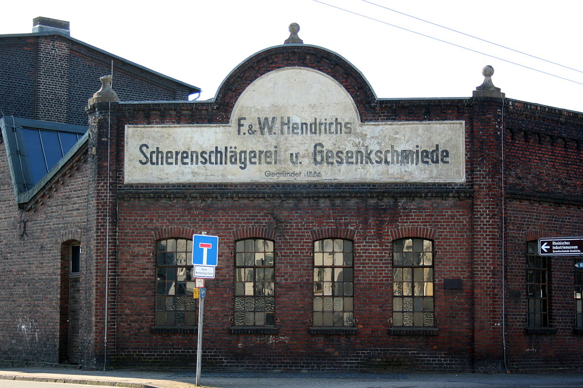 Hendrichs Drop Forge Wikipedia