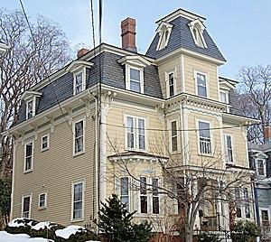 S. E. Brackett House - Image: Somerville MA SE Brackett House