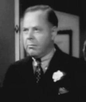 """Something to Sing About (1937 film) - Gene Lockhart plays studio boss """"B.O."""" Regan"""