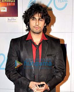 Sonu Nigam Indian playback singer