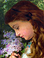 Sophie Gengembre Anderson - Girl With Lilac.jpg