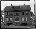 South (front) elevation, a general view - David Dexter House, Claremont, Sullivan County, NH HABS NH,10-CLAR,1-1.tif