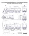 South Australian Railways K class (broad gauge) locomotive drawings (Peter Manning).png