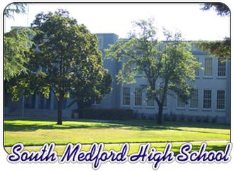 South Medford High School - South Medford High School Exterior