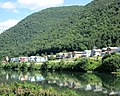 South Renovo houses on the West Branch Susquehanna River.jpg