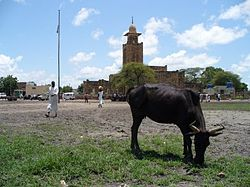 Malakal Marketplace Aug 2005