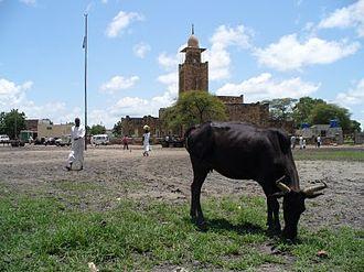 Malakal - Malakal Marketplace Aug 2005