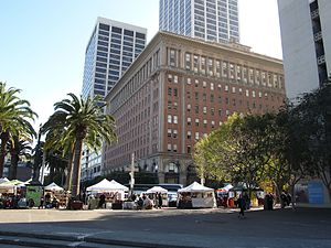 Southern Pacific Building - Image: Southern Pacific Building, One Market Plaza, San Francisco, California (10753998384)