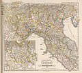 Southern part of the Holy Roman Empire - Italy under the Hohenstaufen dynasty, 1138–1266 (Spruner, 1854).jpg