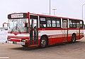 Soya bus HINO P-HT276BA 3doorcar wakkanaiairport.jpg