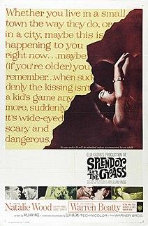 <i>Splendor in the Grass</i> 1961 film by Elia Kazan