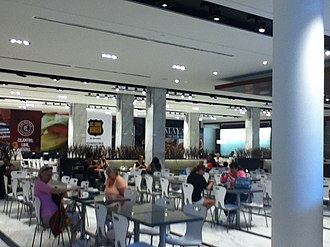 Square One Shopping Centre - Image: Square One Food Central