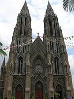 The St. Philomena's Church