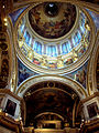 St. Isaac Cathedral interior dome.jpg