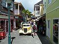 St. Maarten, Karibik - Philipsburg – Old Street - panoramio.jpg
