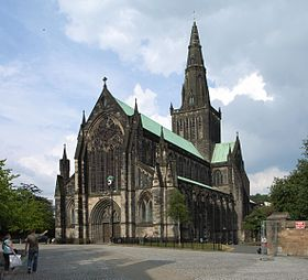 Image illustrative de l'article Cathédrale Saint-Mungo de Glasgow