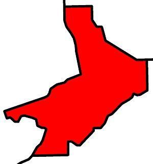 St. Albert (provincial electoral district) - Image: St Albert electoral district 2010