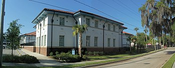 St. Augustine, Florida: Florida School for the...