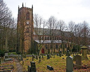 Marsden, West Yorkshire - St Bartholomew's Church