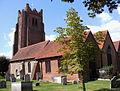 St Edmund and St Mary Church, Ingatestone, Essex (geograph 2019817).jpg