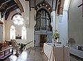 St George the Martyr, Aubrey Walk, London W8 - Organ - geograph.org.uk - 1316616.jpg