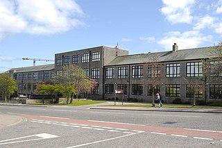 St Machar Academy Secondary school in Aberdeen, Scotland