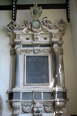 St Margaret's church - memorial - geograph.org.uk - 724611