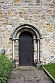 St Mary's Church, Kirkby Lonsdale, Cumbria - Doorway - geograph.org.uk - 929263.jpg