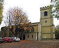 St Mary, Church Lane, Walthamstow - geograph.org.uk - 1723618.jpg